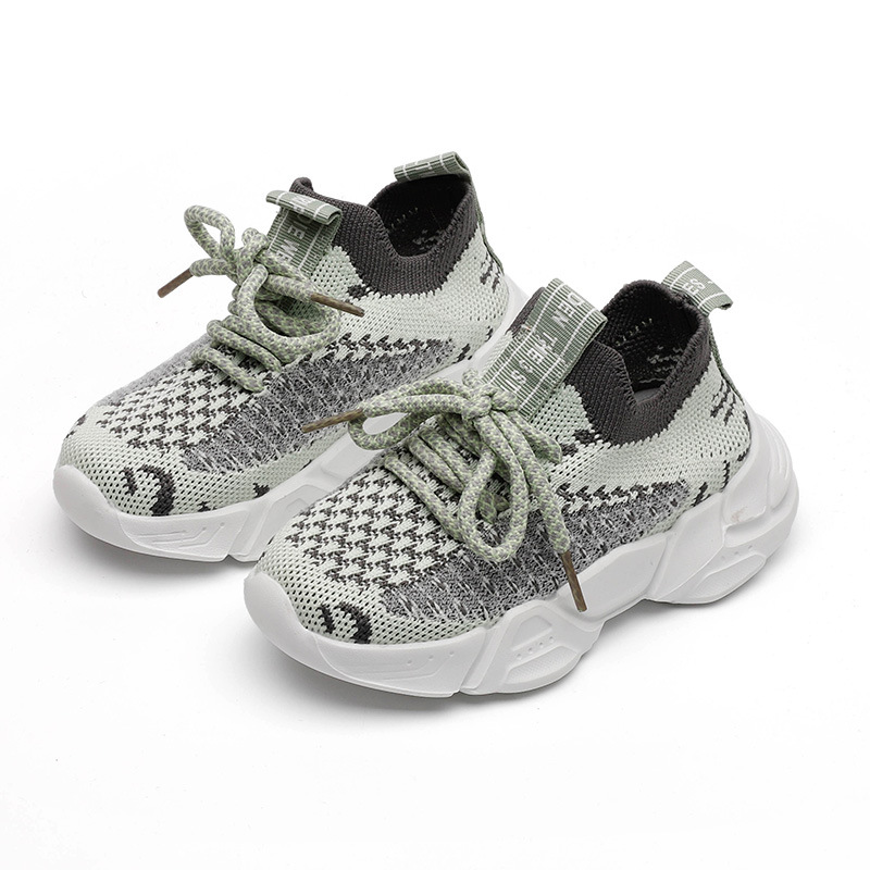 2021 Summer Autumn Baby Girls Boys Shoes Toddler Breathable Sport Shoes Kids Casual Sneakers Baby Running Shoes Mesh Shoes 21-30