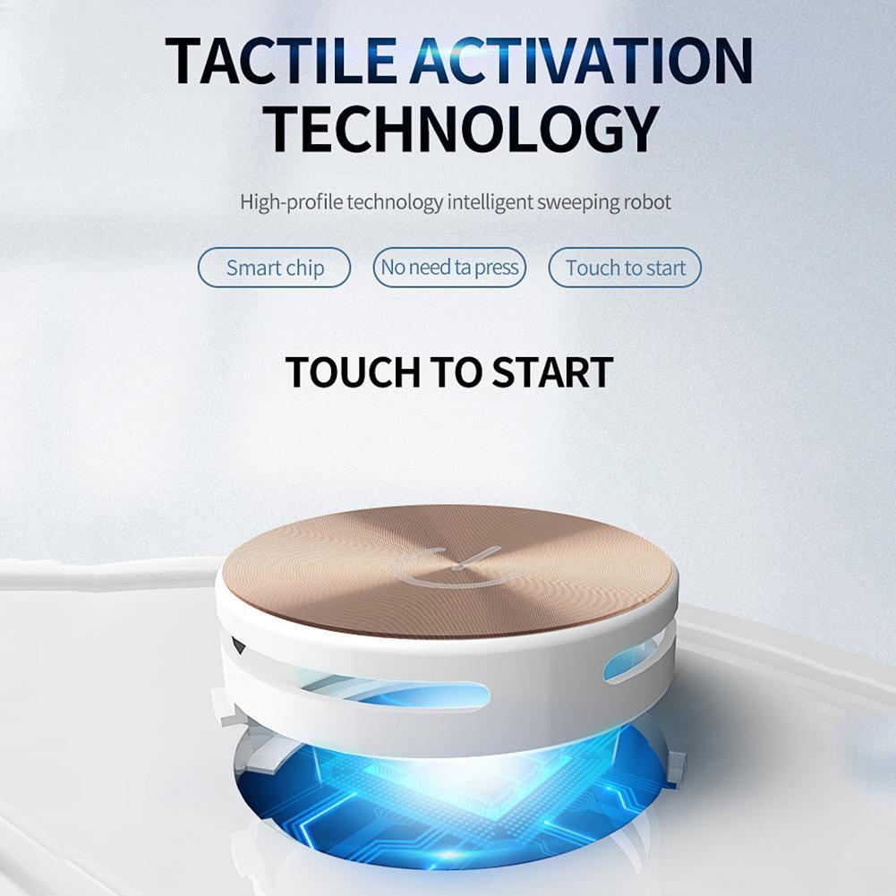 New Robot Vacuum Cleaner Es300 App Versions 2000Pa 3000Mah Multifunctional Bettery Suction Robots Wet Sweeping Dry Powerful S0E4