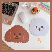 Cartoon Maus Pad Cute Pet Hund Pc-peripheriegeräte Desktop Nicht-slip Pad Gamer Gaming Pad Schreibtisch Matte für Lenovo xiaomi MacBook