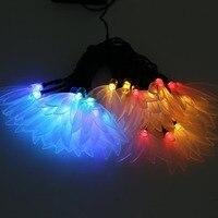 Luz conduzida da noite luzes de natal decoracion para casa quarto luces led decoracion interior árvore de natal lâmpadas luzes de fadas|Fios de iluminação| |  -