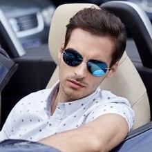 HBK 2019 Ultralight Pure Titanium Polarized Sunglasses Rimless Driving
