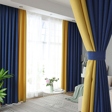 Modern luxury High End Curtains 10 Years Warranty Bedroom Living Room Balcony Window Screen Curtains Villa Decoration