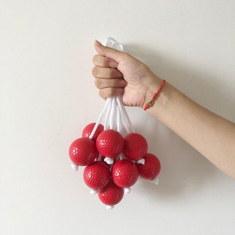 5 conjuntos packs bola de golfe das