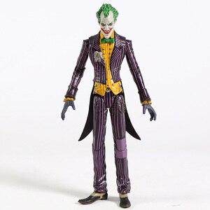 """Image 2 - DC Бэтмен Джокер ПВХ фигурку Коллекционная модель игрушки 7 """"18 см"""