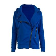 Plus Size Women'S Zip Up Hooded Longline Hoodies Ladies Long Sleeve Autumn.Winter Sweatshirt Coat Casual Jacket Top S-2XL