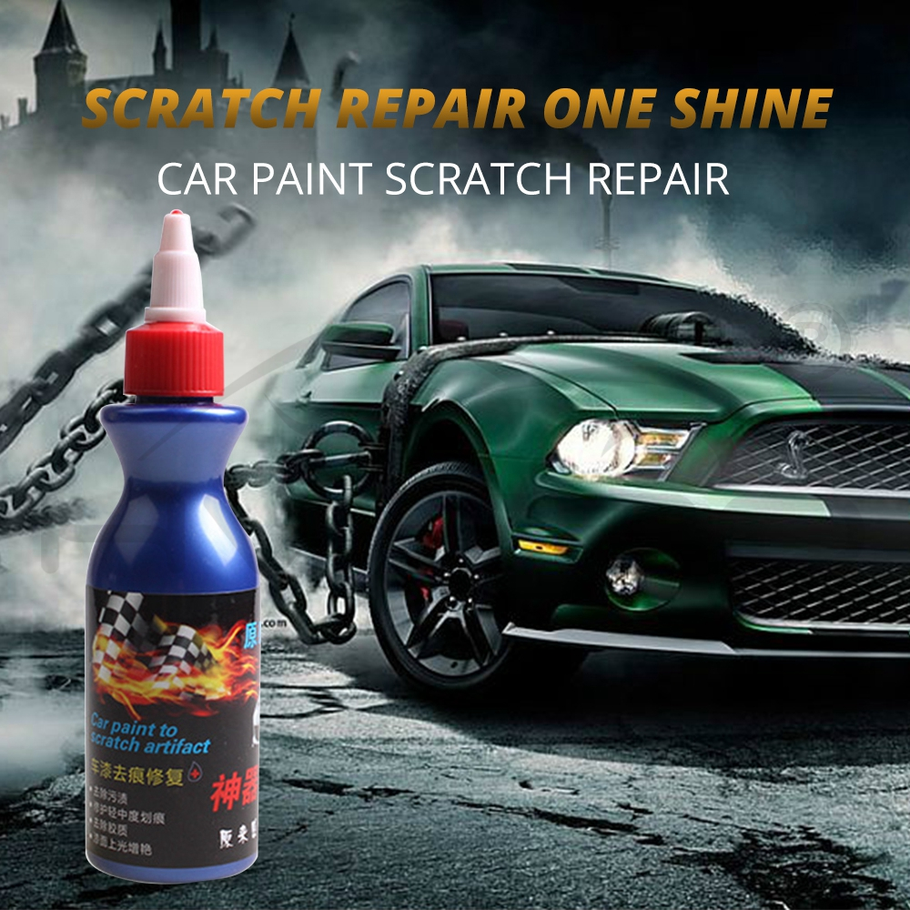 Small Blue Brush Car Magic Device Repair Wax Car With Scratches Wholesale Paint Surface Repair Paint Pencil Scratch Paint Clean