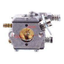 Srm4605 carburador se adapta a echo SRM 4605 4600 3800 strimmer carb. Cortador de escova asy carburador repl. Walbro WT 120,