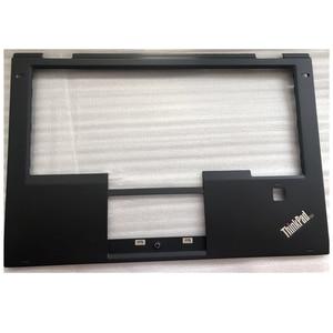 Original New for Lenovo ThinkPad X1 Yoga 1st Gen 20FQ 20FR Palmrest Cover Keyboard Bezel SB30K59264 00JT863