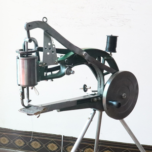 Image 3 - Manual Shoe Sewing Machine  Double cotton nylon thread leather Shoemaker manual sewing tools Shoe sewing machine