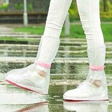 OCARDIAN/непромокаемые ботинки; прозрачные водонепроницаемые Многоразовые прочные непромокаемый чехол для обуви; нескользящие ботинки для путешествий; Прямая поставка; Новинка года