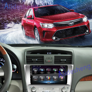 4G Android 8.1 Car Multimedia Player For Toyota Camry 7 40 50 2006 2007 2008 2009 2010 2011 2din Stereo Car radio GPS Navigation