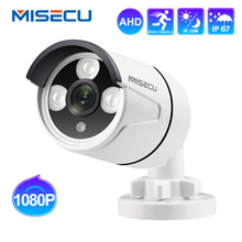 كاميرا دائرة تلفزيونية ذات تماثلية عالية الوضوح الأمن في الأماكن المغلقة/في الهواء الطلق مقاوم للماء للرؤية الليلية MISECU AHD التناظرية عالية الوضوح مراقبة kama720p/1080P