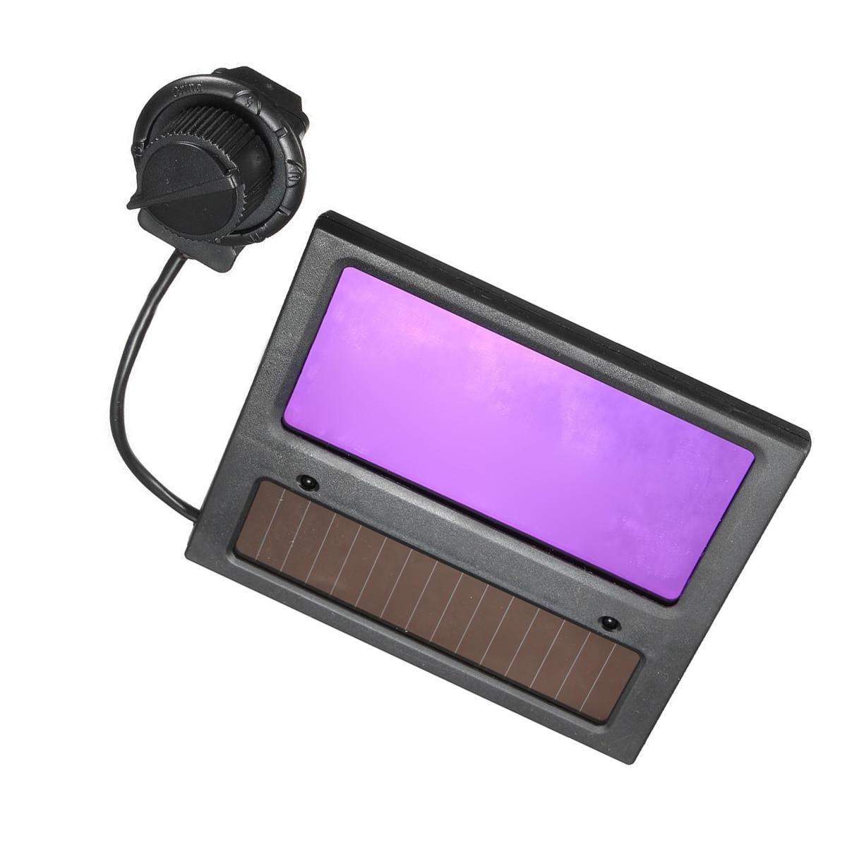 Non-toxic WS1000A Welding Auto New Darkening Filter Accessories Goggles Solar Lens Helmet Shade Mask Hood Welding Filter Goggles