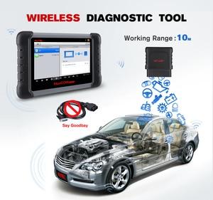 Image 5 - Autel MaxiCOM MK808TS OBD2 Bluetooth Scanner Car Diagnostic Tool OBD 2 Code Reader Programing TPMS Sensor PK DS808 MK808 TS608