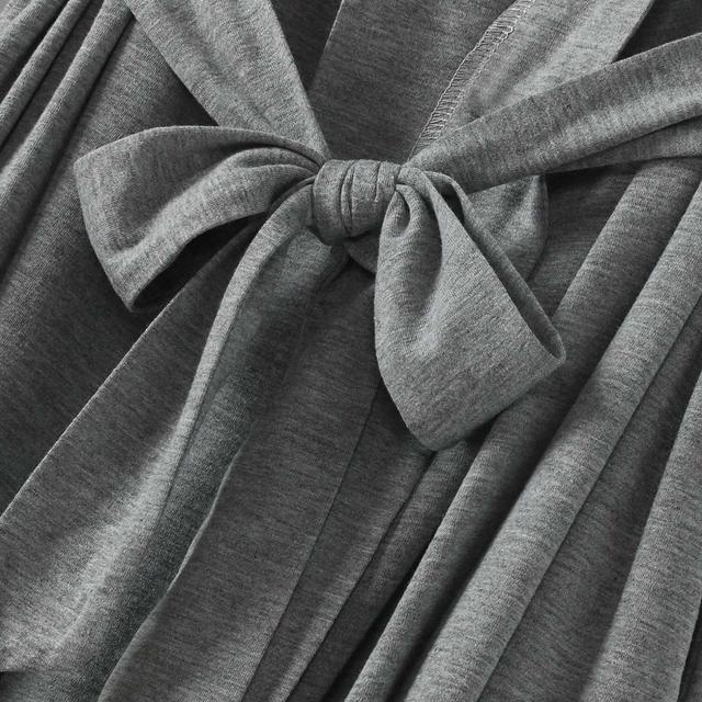 Women Long Robe With Pocket Wedding Bride Bridesmaid Dressing Gown Rayon Bathrobe Large Size S-XXL Night Dress