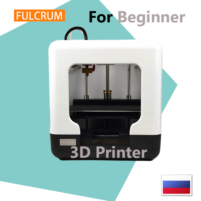 FULCRUM MINI BOT 3D Printer FDM Entry Level for Beginner Easy to use Easythreed 3D Printer Free shipping from Russia