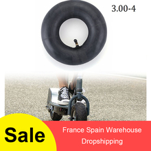 Motorcycle Tire Inner Tube 3.00-4 High Quality Metal Valve For Gas & Electric Scooter Bike  Fits Razor Scootere300