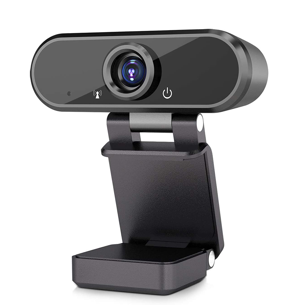 1080P HD Webcam Built-in Microphone Auto Focus 90 ° Angle Of View Web Cmera For Youtube Live Teleworking Video Conference
