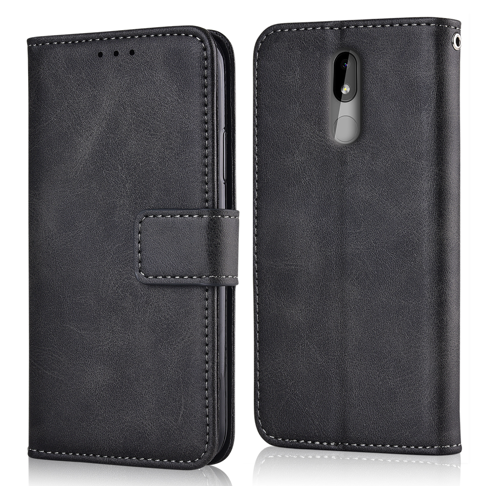 Flip Leather Wallet Case for On <font><b>Nokia</b></font> <font><b>3.2</b></font> Case Nokia3.2 Case Silicone Back Cover for <font><b>NOKIA</b></font> <font><b>3.2</b></font> <font><b>2019</b></font> Case image
