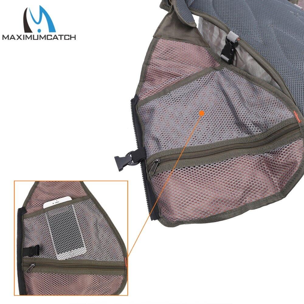 livre mochila de pesca e colete combinação