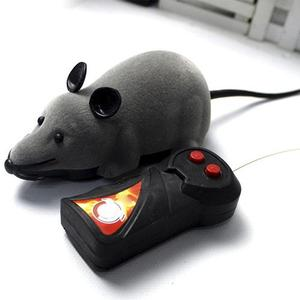 Funny RC Animals Wireless Remote Control Electronic Tricky Rat Mouse Mice Cat Puppy Playing Chew Toy Kids Children Gift
