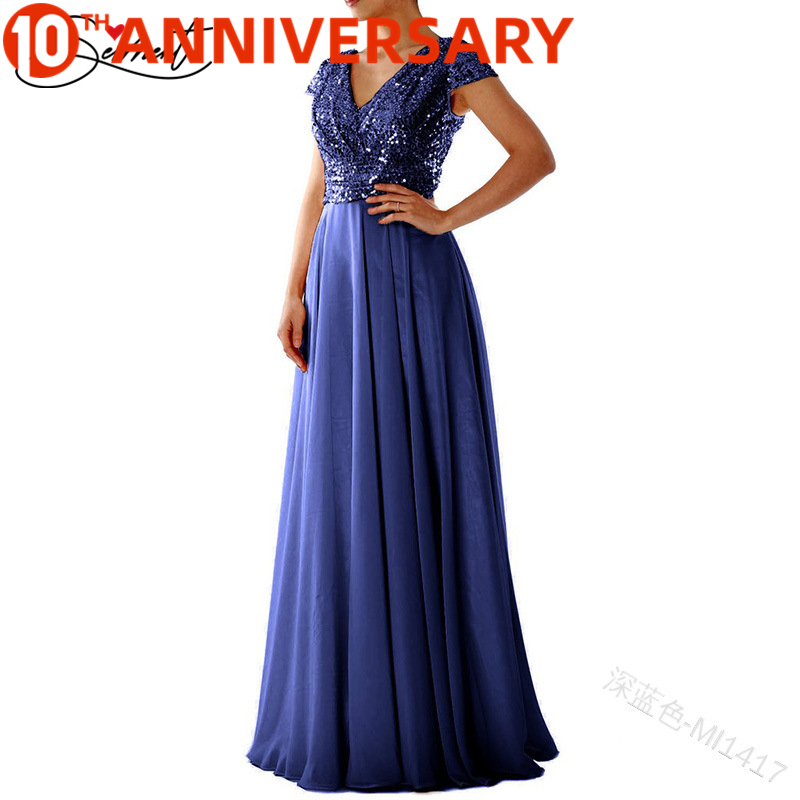 OLLYMURS 2019 Autumn And Winter New European And American Solid Color Evening Dress Long Dress Chiffon Dress Evening Gown