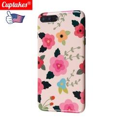 Сексуальный цветочный чехол для телефона Apple iPhone 7 8 Plus 6 6S, кружевной Цветочный IMD Мягкий силиконовый чехол, задняя крышка для iPhone 11 X XS XR XS Max