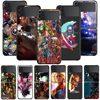 Smartphone Case For Samsung Galaxy Z Flip3 5G Z Flip 3 z flip ZF 5G Cover PC Capa Hard Funda Coque Marvel Comics