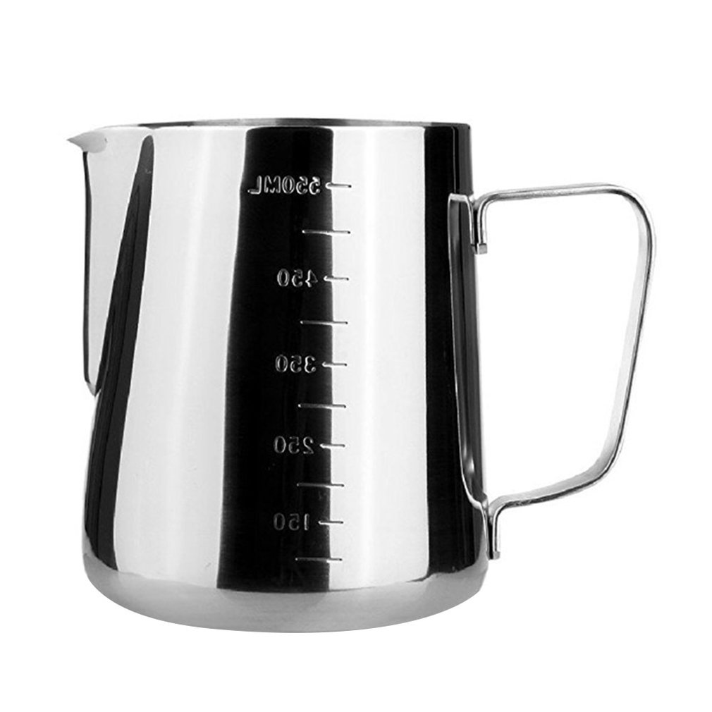 Fantastic Kitchen Stainless Steel Milk Frothing Jug Espresso Pitcher Barista Craft Coffee Latte Milk Frothing Jug Pitcher
