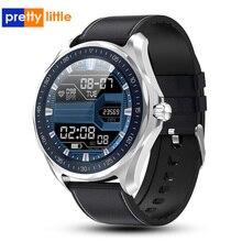 Reloj inteligente S09 IP68 para hombre, dispositivo resistente al agua, con control del ritmo cardíaco, rastreador de presión arterial y mapa GPS para Android iOS