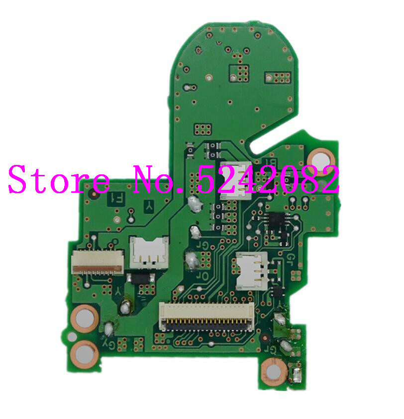 Original Power board Driver board,under the TOP LCD for <font><b>Nikon</b></font> <font><b>D7000</b></font> SLR Camera Repair Replacement Unit <font><b>Parts</b></font> image