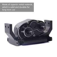 73mm Transfer Case For SCX10 D90 Rc4wd 1:10 Rc Crawler