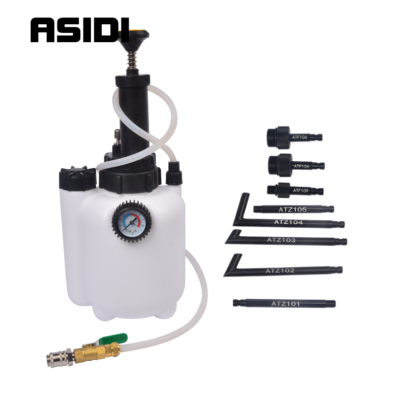 Manual ATF Filler System Transmission Dispenser Oil Filling Filler Tool System Fits For VW AUDI  PT1877