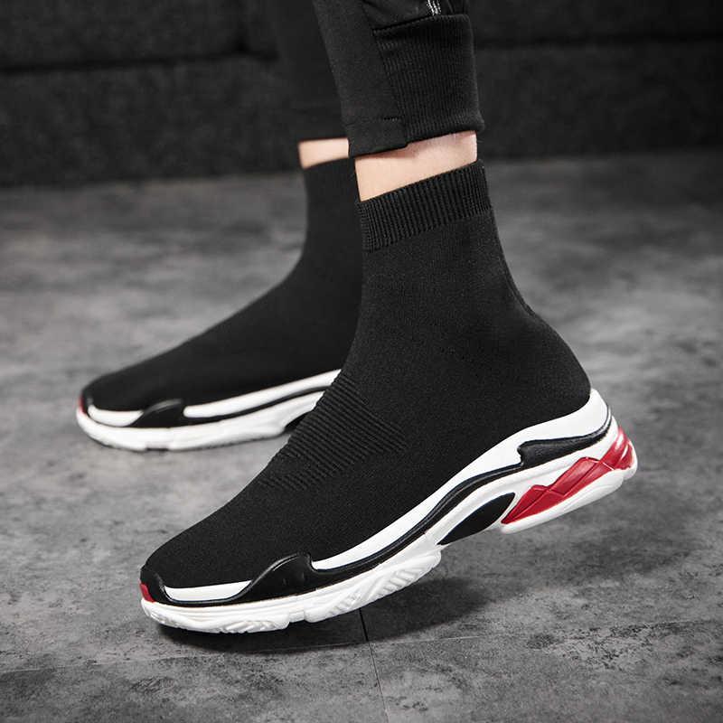 men designer brand sneakers casual flat