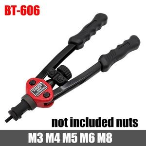 Image 5 - Hifeson Rivet Nut Tool Insert Handleiding Klinkhamer Schroefdraad Moer Klinken Rivnut Tool Voor Noten M3 M4 M5 M6 M8 M10 m12