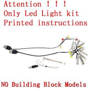 Image 2 - MTELE Licht Kit NUR Für Creator Kompatibel With10182/10224/10211/10260/10243/10246/10218/71040/10251/10264/10255/10232