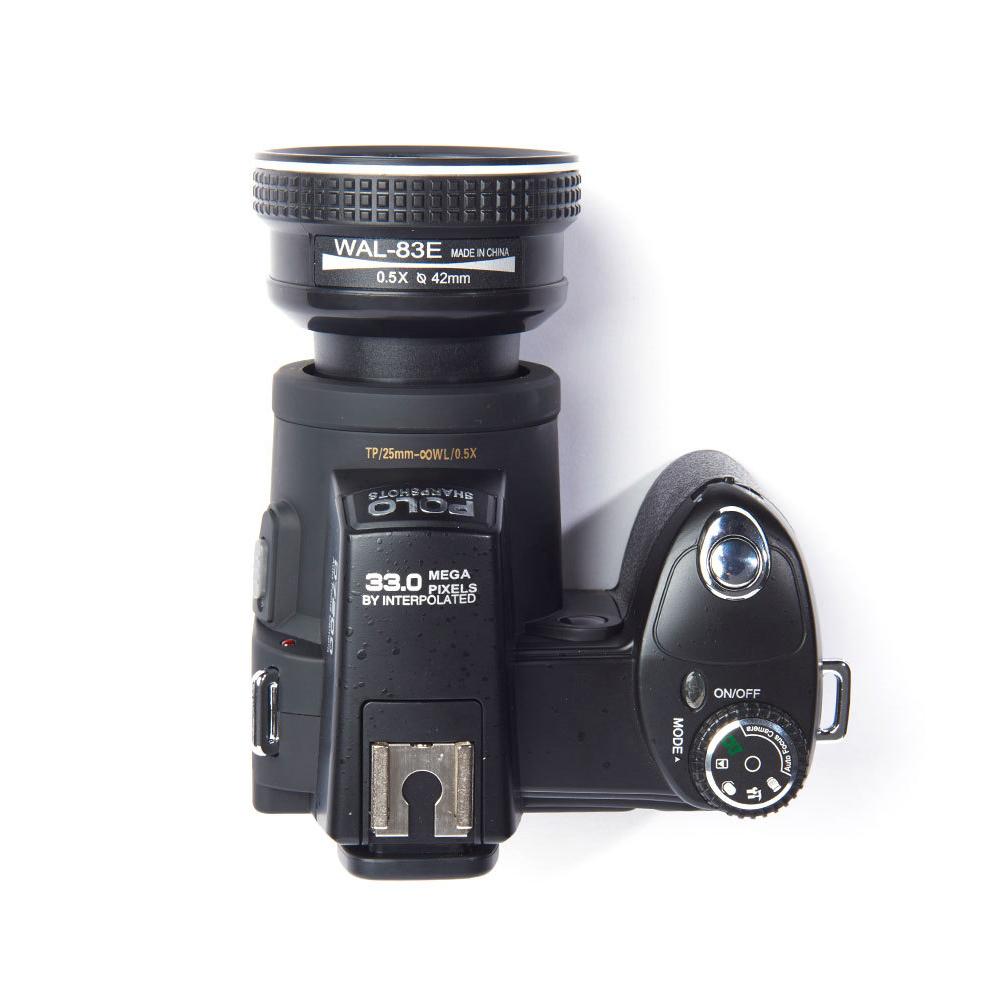 33MP Professional Digital Photo Camera-HD Digital Video Camera