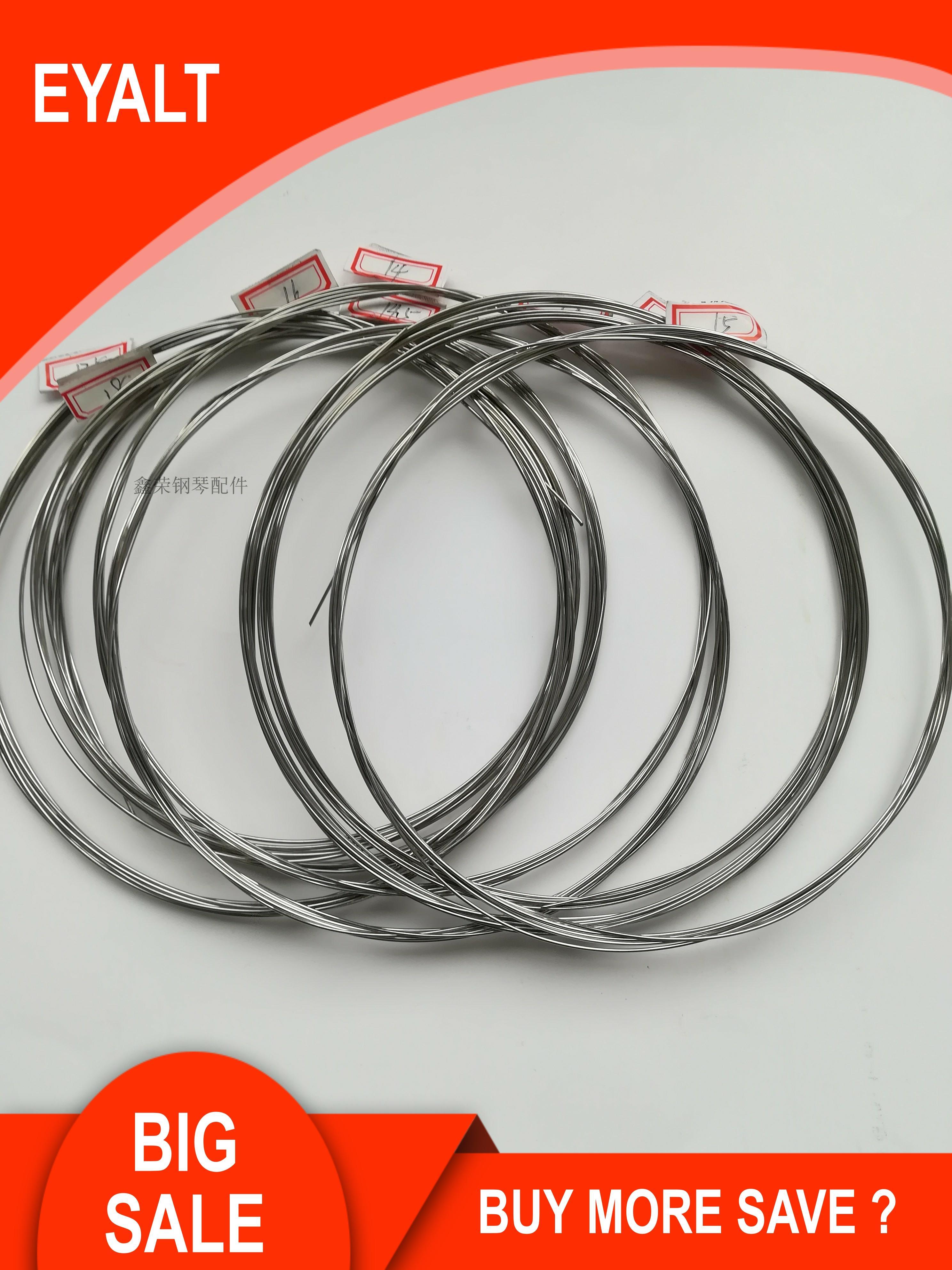 1M Piano Accessories Piano String Steel Wire Piano Tenor String Bare String One Meter Price