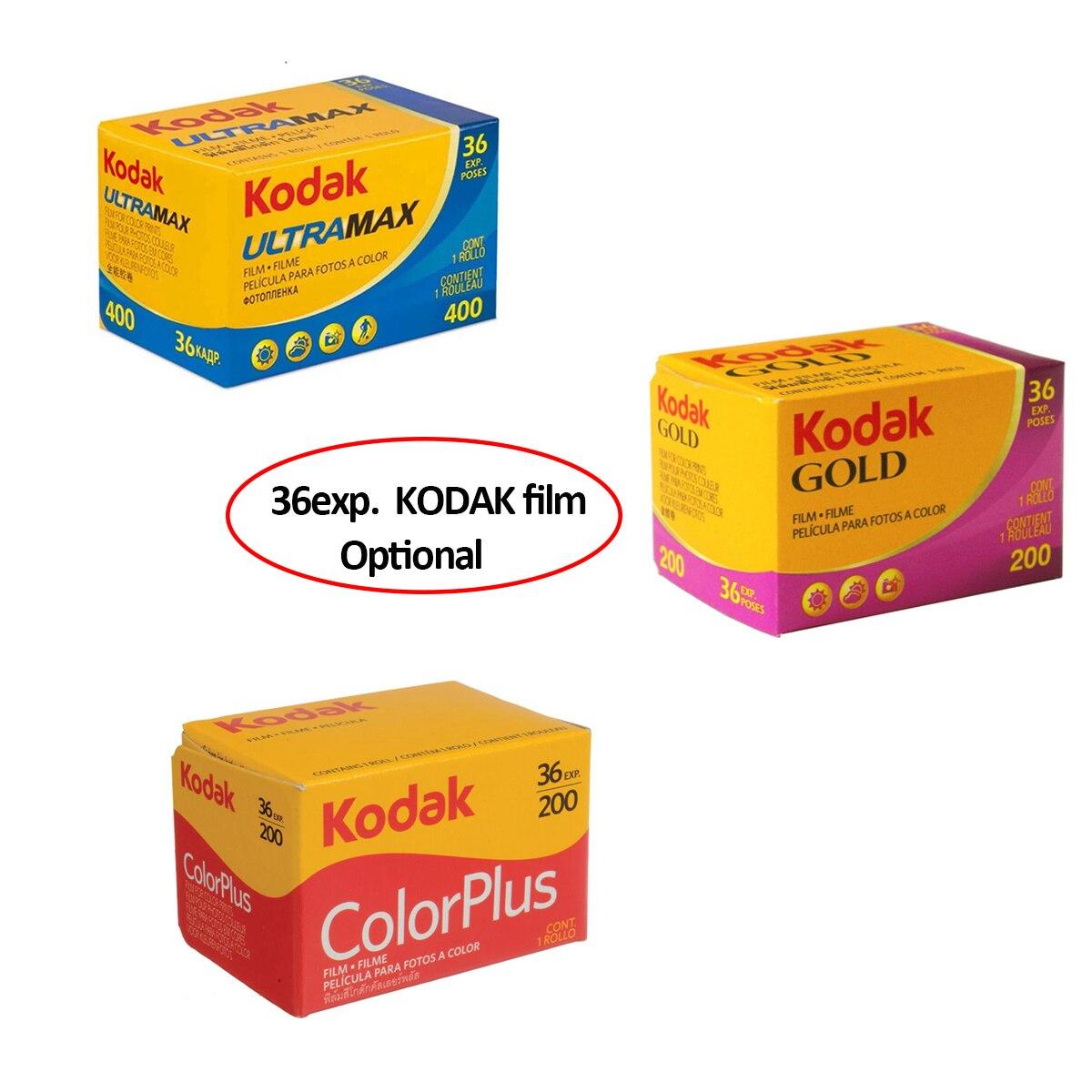 KODAK UltraMax 400/ Color Plus 200 / Gold 200 цветная печать 135-36 35 мм пленка 36 экспозиция в рулоне подходит для камеры M35 / M38