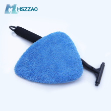 Window Cleaner Brush Kit Car Windshield Cleaning Wash Tool Inside Interior Auto Glass Wiper With Long Handle Defogging wipe