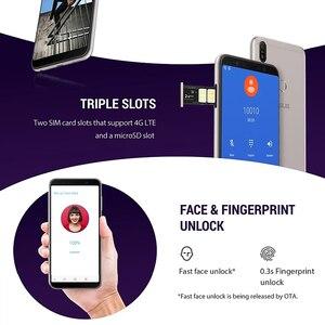 Image 3 - الإصدار العالمي من الهاتف الذكي Asus ZenFone Max Pro (M1) ZB602KL ذاكرة وصول عشوائي 4 جيجا بايت وذاكرة قراءة فقط 64 جيجا بايت هاتف ذكي 18:9 FHD 5000mAh Snapdragon 636 أندرويد