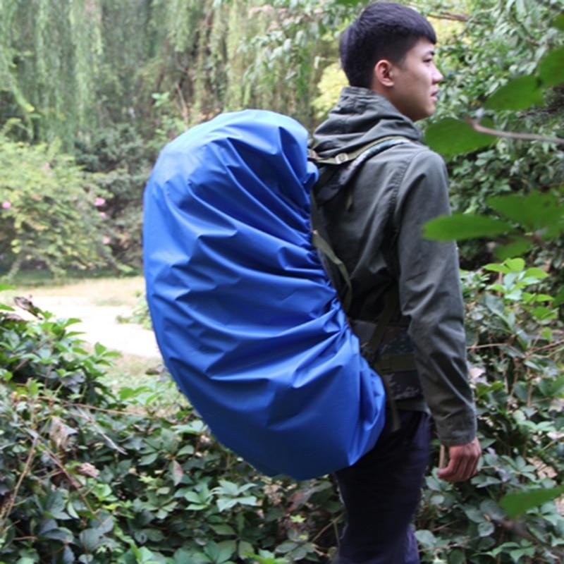 20-85L Waterproof Backpack Rain Cover Foldable Camping Hiking Climbing Bag Rain Cover Unisex Dustproof Rucksack Raincover