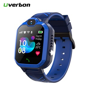 R7 4G SIM Card Kid Smart Watch GPS Position HD Camera Video Call Watch for Children IP67 Waterproof SOS 400mAh Gift Smartwatch