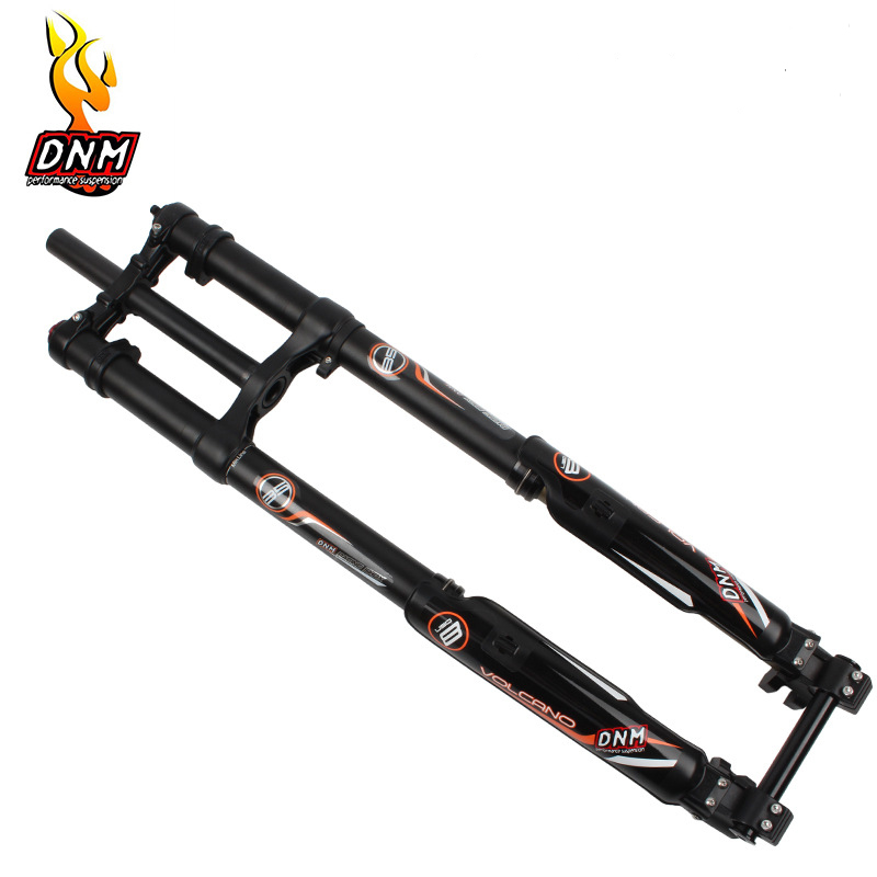 DNM Fork USD-8 DH Downhill Fork DH FR Professional level air suspension bicycle fork 26 27.5 image