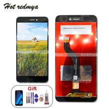 купить For Huawei P9 Lite 2017 LCD Display Digitizer Assembly For Huawei P8 Lite Display P9 Lite 2017 LCD Screen PRA-LA1 PRA-LX1 по цене 926.17 рублей