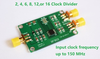 Clock Divider Module Frequency Divider Module Clock Divider Up to 150 MHz фото