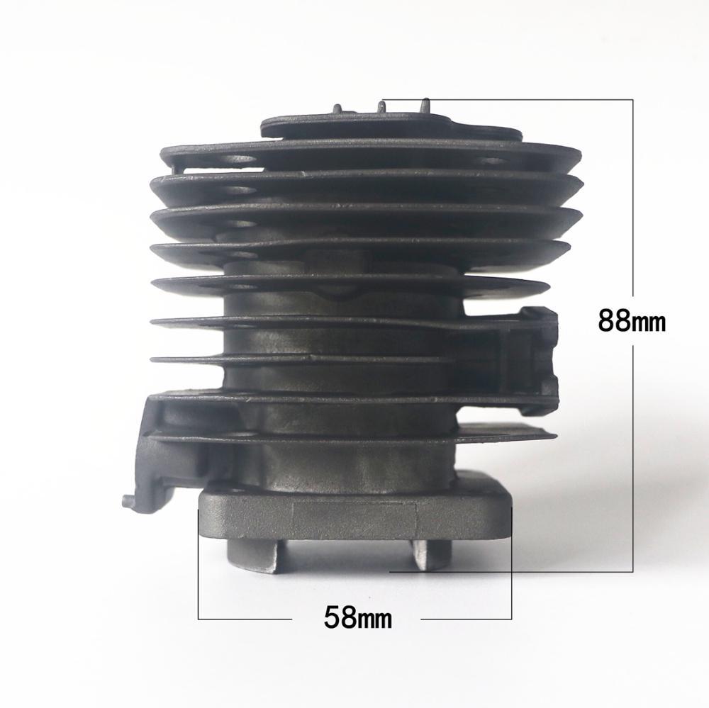 3800 38 cm3 Zestaw cylindrów i tłoków benzyny o średnicy 39 - Narzędzia ogrodnicze - Zdjęcie 5