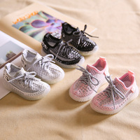 Baby shoes summer baby toddler shoes breathable sneakers girls soft baby boy sneakers shoes for kids boys