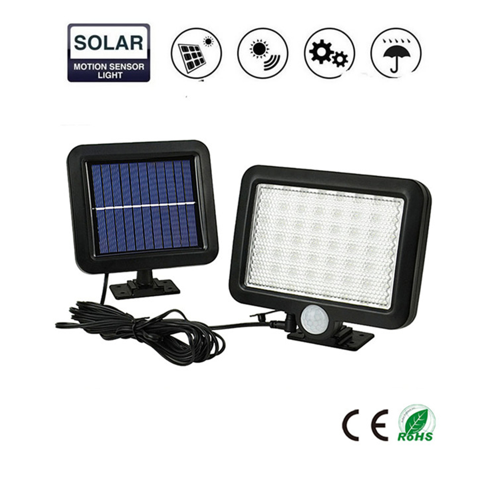 Led Solar Lights Outdoor Motion Sensor