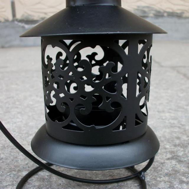 European Vintage Metal Birdcage Lantern Candle Holder Garden Night Outdoor Tea Light Wedding Home Table Decoration Holder 2